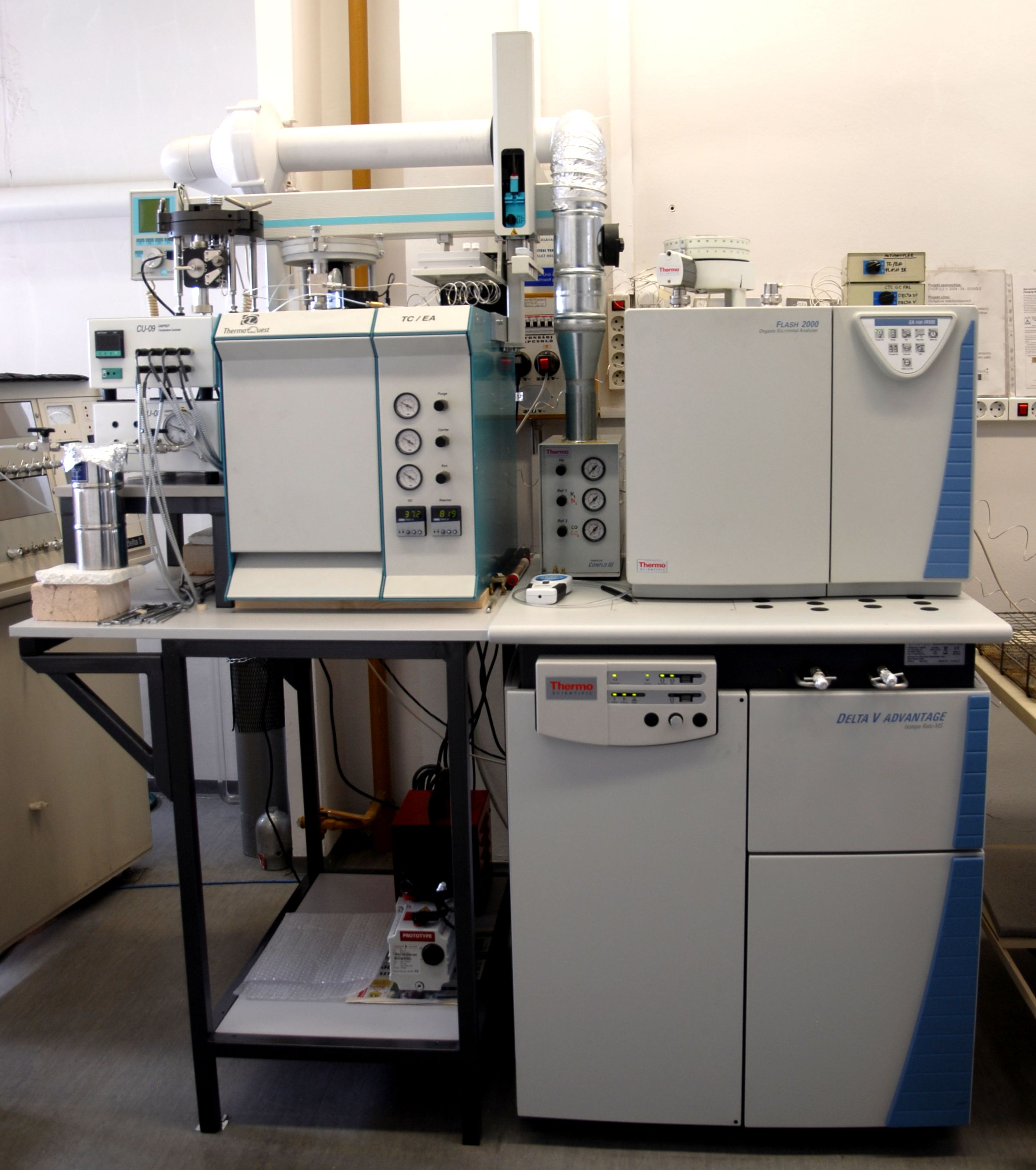 isotope lab